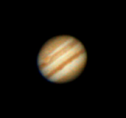 Jupiter via Nikon 995, afocal