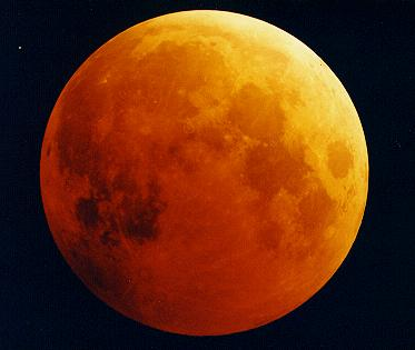 Total Lunar Eclipse, Sept. 1996